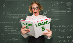 IUl has two types of loans available, a fixed or participating loan