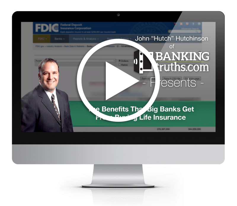 Learn How The Big Banks Utilize Life Insurance Policies to Invest