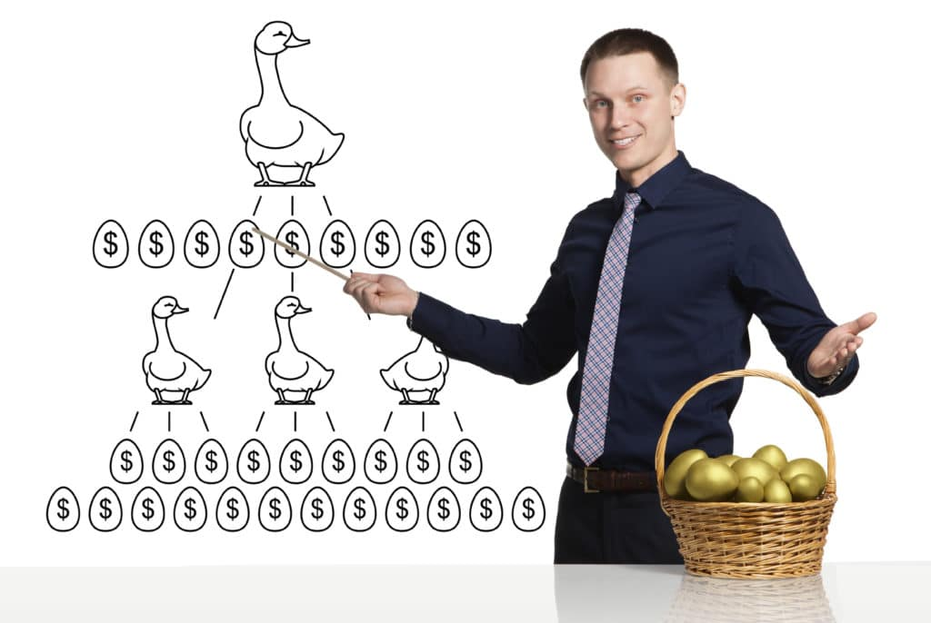 Becoming your own banker using Whole Life Insurance is like a goose laying golden eggs
